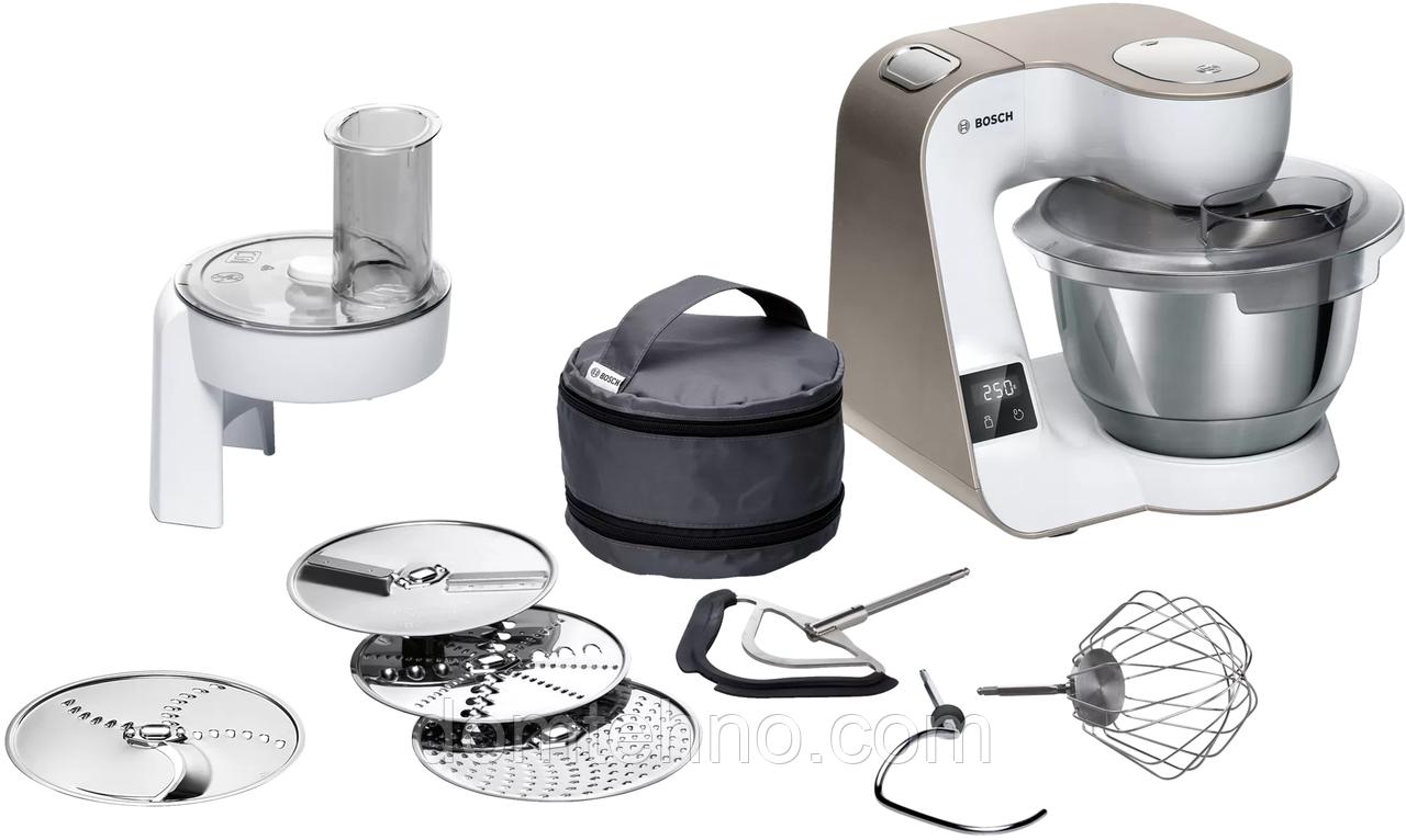 Планетарний кухонний комбайн Bosch MUM5XW10