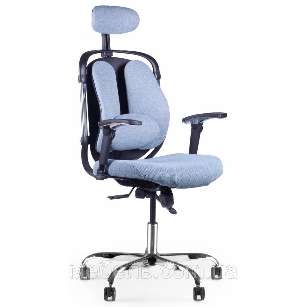 Офісне крісло Barsky Fly-06 Butterfly PL, чорний