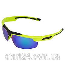 Велоочки солнцезащитные MC5288 (пластик, акрил, цвета в ассортименте), фото 2