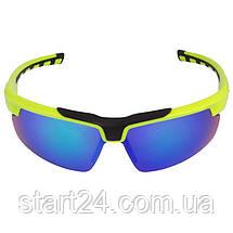 Велоочки солнцезащитные MC5288 (пластик, акрил, цвета в ассортименте), фото 3
