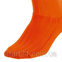 Гетры футбольные юниорские CO-5602 (нейлон, размер 32-39, цвета в ассортименте), фото 2