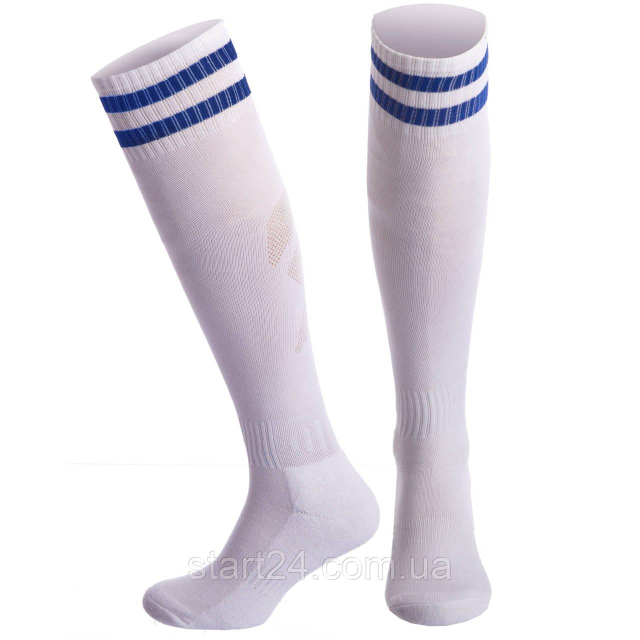 Гетры футбольные мужские CTM011 (терилен, размер 40-45, цвета в ассортименте)