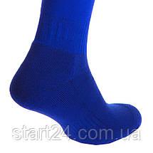 Гетры футбольные мужские CTM011 (терилен, размер 40-45, цвета в ассортименте), фото 3