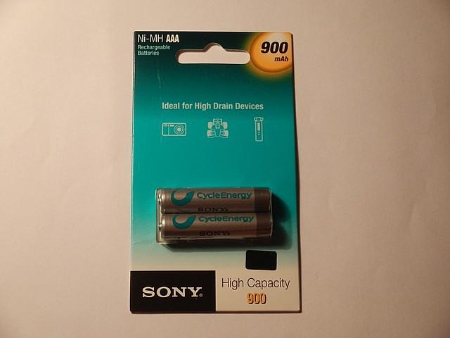 Sony 900mAh NiMH