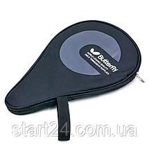 Чехол на ракетку для настольного тенниса BUT MT-5532 (полиэстер, р-р 30х21см, цвета в ассортименте), фото 3