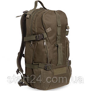 Рюкзак-сумка тактический штурмовой SILVER KNIGHT 30 литров TY-119 (нейлон, оксфорд 900D, размер 50х29х19см,