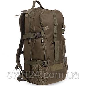 Рюкзак-сумка тактичний штурмової SILVER KNIGHT 30 літрів TY-119 (нейлон, оксфорд 900D, розмір 50х29х19см,