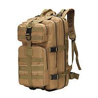 Тактический штурмовой рюкзак 5л, многофункциональный рюкзак койот 3