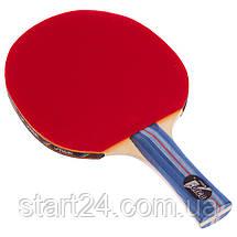 Набір для настільного тенісу 2 ракетки, 3 м'ячі STG FORCE МТ-6367 (деревина, гума), фото 3