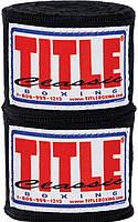 Бинты боксерские TITLE Classic Weave 180. 4,57м.