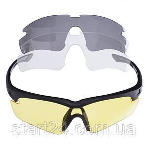 Очки спортивные солнцезащитные 5.11 в футляре TY-5328