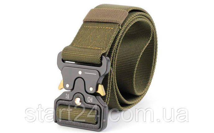 Ремінь тактичний Tactical Belt TY-6841 кольори в асортименті, фото 2