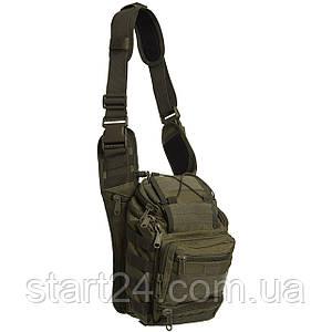 Рюкзак-сумка тактичний штурмової SILVER KNIGHT 20 літрів TY-803 (нейлон, оксфорд 900D, розмір 25х23х10 см