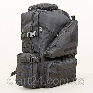 Рюкзак тактический рейдовый SILVER KNIGHT 40 литров TY-8600 (нейлон, размер 51х32х26см, цвета в ассортименте)