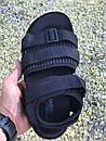 Жіночі сандалі Adidas Adilette Sandal mono black, фото 3