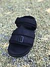 Жіночі сандалі Adidas Adilette Sandal mono black, фото 4