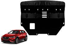 Захист двигуна Mazda CX-3 DK 2015-2021