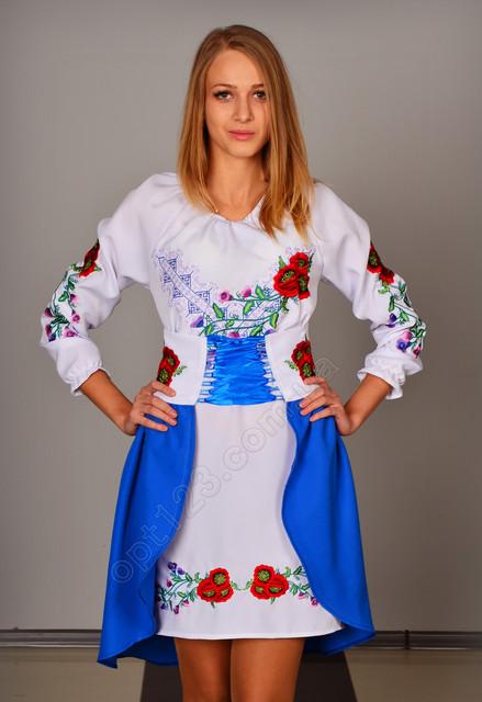 Женские вышиванки и одежда в украинском стиле