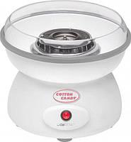 Апарат для приготування солодкої цукрової вати Clatronic ZWM 3478 виготовлення цукрової вати