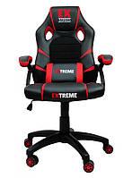 Кресло компьютерное игровое Extreme EX ЧЕРВОНЕ Стул игровой Геймерське крісло компютерне спортивное кресло