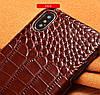 """Чехол накладка полностью обтянутый натуральной кожей для Samsung A20 А205F """"SIGNATURE"""", фото 9"""
