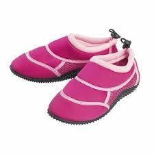 Аквашузы детские розовые  Pepperts (Германия) IAN 309389 разм.27