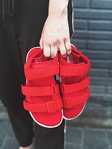 Женские сандалии Adidas Adilette Sandal Red White