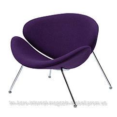 Foster крісло лаунж фіолетове