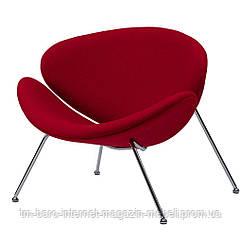 Foster кресло лаунж красное
