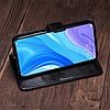 """Чехол книжка с визитницей кожаный противоударный для Samsung A50 А505F """"BENTYAGA"""", фото 5"""