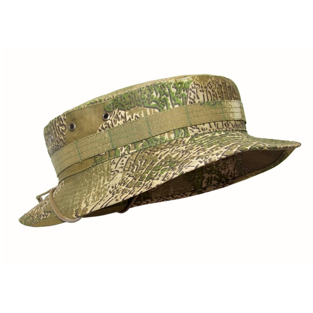 """Военная панама P1G-Tac® Military Boonie Hat """"MBH"""" VRN - Varan camo"""