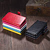 """Чехол книжка с визитницей кожаный противоударный для Samsung A70 А705F """"BENTYAGA"""", фото 3"""