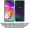 """Чохол книжка з натуральної шкіри протиударний магнітний для Samsung A70 А705F """"CLASIC"""", фото 2"""