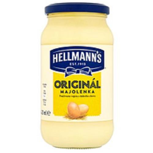 Майонез Hellmanns 470 г/6 шт в уп