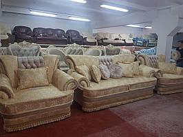 Комплект мягкой мебели Лотос (диван и два кресла) СлонимМебель