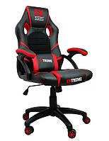 Крісло офісне Кресло компьютерное +ПОДУШКА Extreme EX ЧЕРВОНЕ Стул игровой Геймерське крісло компютерні крісла