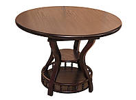 Стол раздвижной диаметр 90(+30)