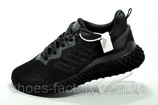 Кросівки чоловічі Adidas Consortium ZX 4000 D Black чорні (Адідас)