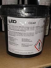 Гель Silcare LED CLEAR 1кг. Польща