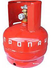 Баллон газовый бытовой 5л бутан (Беларусь, NOVOGAS)