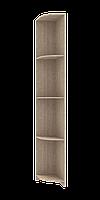 Угловой элемент к шкафу купе Сити лайт 300х450х2250