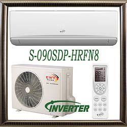 EWT S-090SDP-HRFN8 до 25 кв. м. інверторний кондиціонер серія Scirocco до -20С