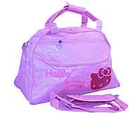 Сумка детская дорожная Hello Kitty арт.1031, фото 1