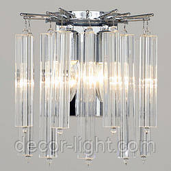 Бра  в стиле модерн со стеклом Stellare W 2528/2