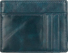 Кредитница Vintage 14501 Зеленая, Зеленый, КОД: 225628