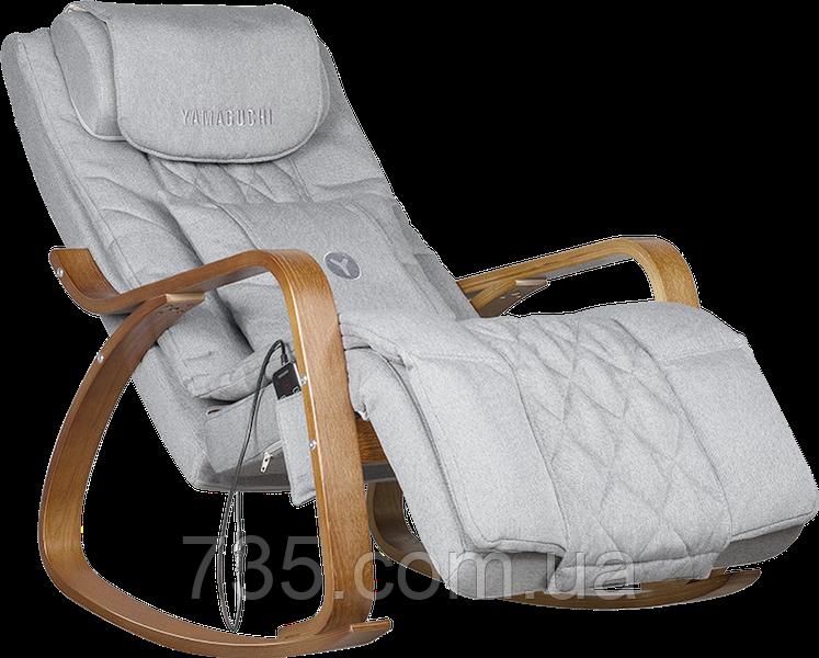 Массажное кресло-качалка Yamaguchi Liberty (gray)