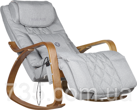 Массажное кресло-качалка Yamaguchi Liberty (gray), фото 2