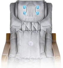 Массажное кресло-качалка Yamaguchi Liberty (gray), фото 3