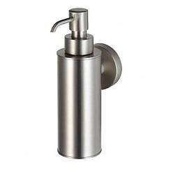 Дозатор для моющего средства настенный HACEKA Kosmos TEC 1113136 сатин 200мл металл 89938