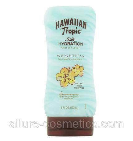 Зволожуючий лосьйон після засмаги Hawaiian Tropic Silk Hydration Weightless After Sun Lotion Coconut Papaya